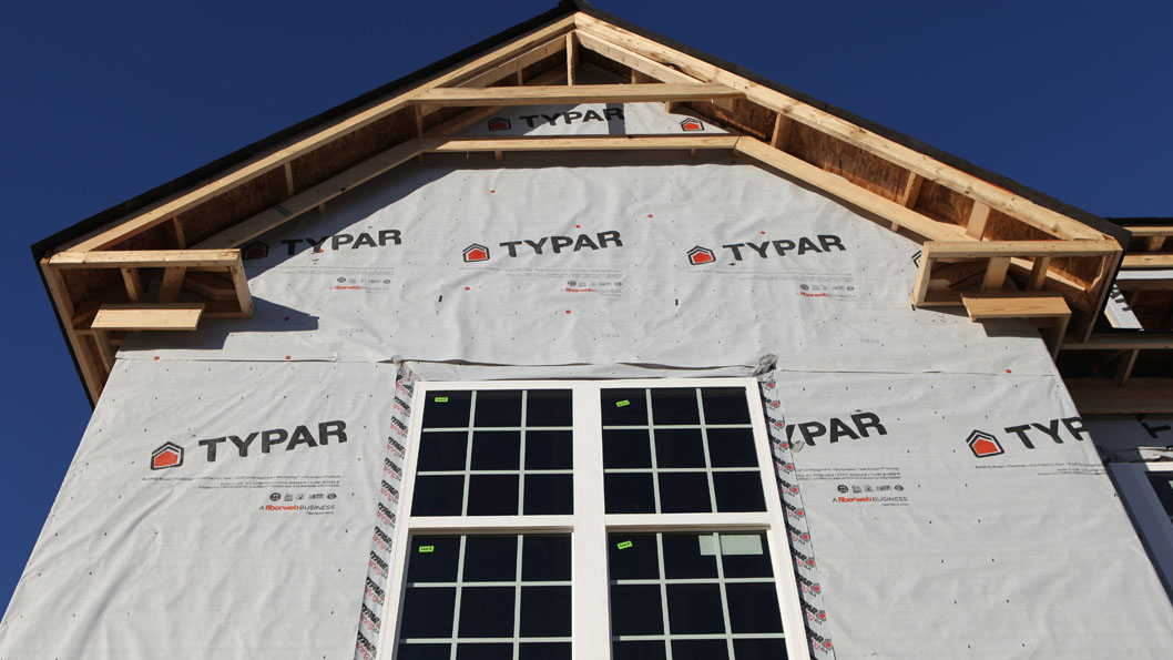 Typar Weather Protection System