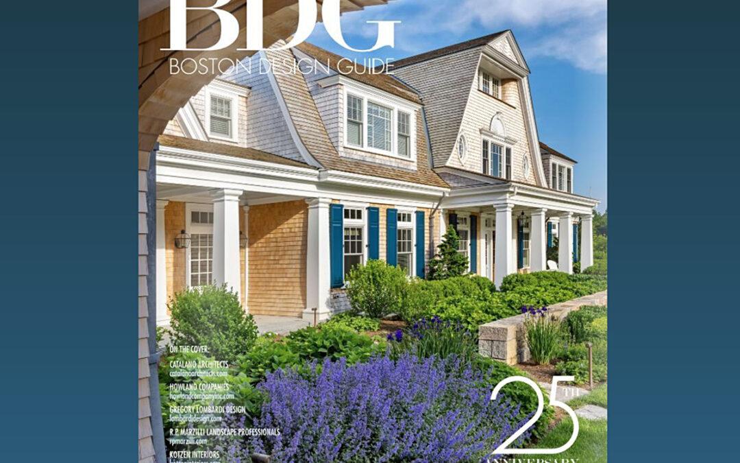 Boston Design Guide Celebrates 25 Years!
