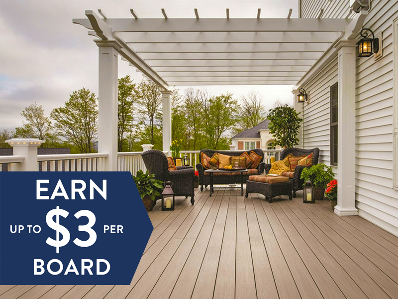 Azek-TimberTech Contractor Rebate Program | Specialty
