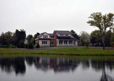 ext. distant pond