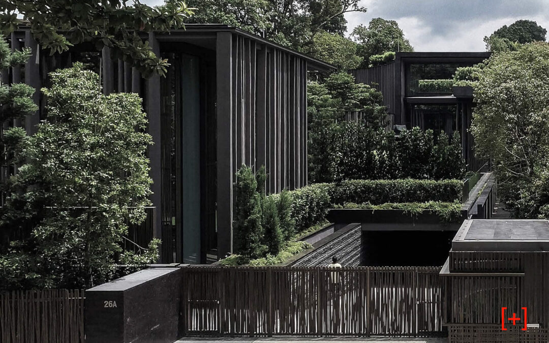 Panoramah! Featured Project: Nassim Road House
